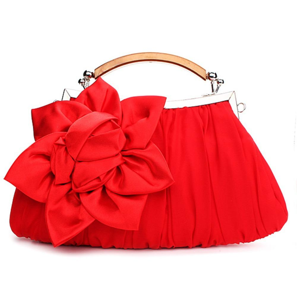 Attractive red bag
